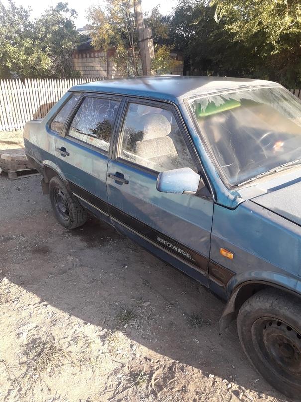 Купить ВАЗ 21099 1996 г.в. карбюратор. Не | Объявления Орска и Новотроицка №9811