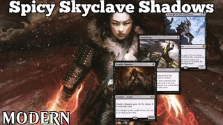 Spicy Skyclave Shadows | Modern [MTGO] | [MH2] Rakdos Scourge Shadow | Modern