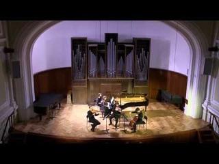 J. Brahms Piano Quartett in G minor, op. 25