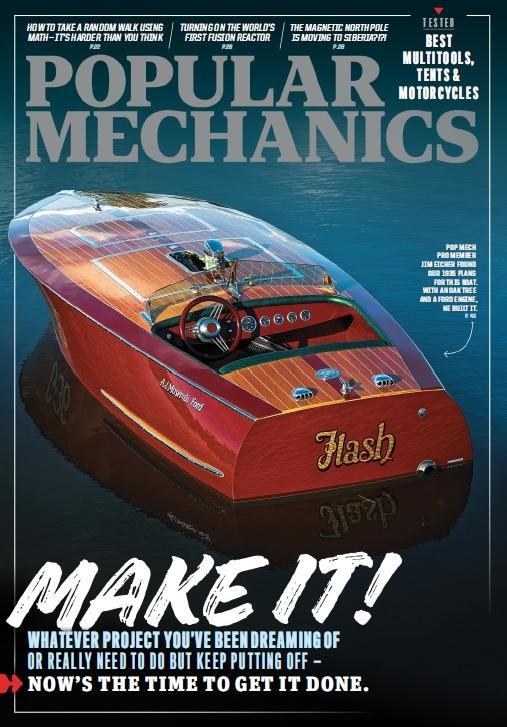 Popular Mechanics USA - September 2020