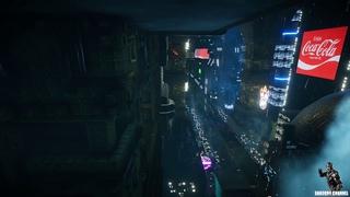 'Dark City' - Darksynth   Dark Synthwave   Cyberpunk Mix