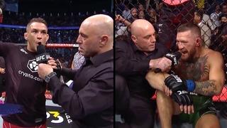UFC 264: Порье vs МакГрегор 3 - Слова после боя