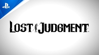 Lost Judgment - Announcement Trailer | PS5, PS4