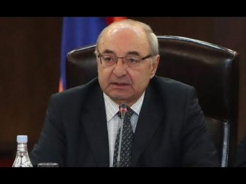 Армянские оппозиционеры огласили имя главы переходного правительстваa