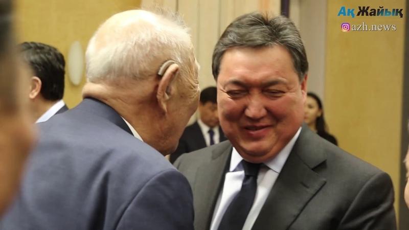 Акимом Атырауской области назначен Махамбет Досмухамбетов