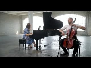 Canon in D (Pachelbels Canon) - Cello  Piano