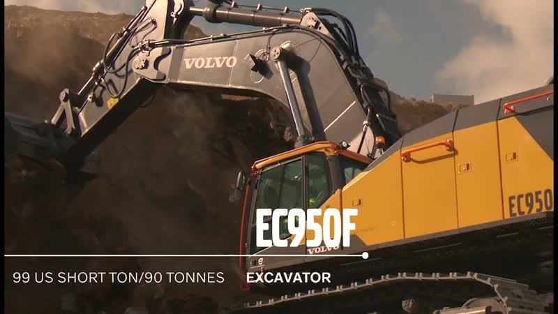 Какую технику Volvo CE покажет на выставке ConExpo 2020 в Лас Вегасе