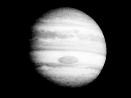 Юпитер с десятого Пионера