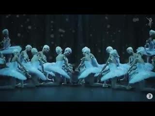 Академия русского балета им. А. Я. Вагановой. Вальс снежинок.