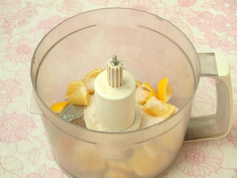 Булочки с лимонной начинкой, изображение №4