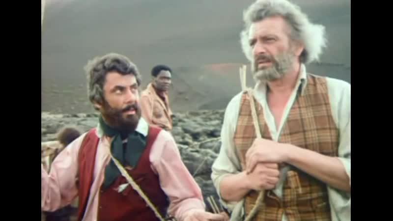 Таинственный остров мини сериал серии 3 4 L'île mystérieuse 1973 режиссер Хуан Антонио Бардем Анри Кольпи