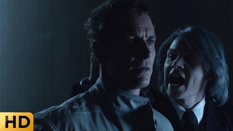 Питер Максимофф спасает Магнито из Пентагона Люди Икс Дни минувшего будущего
