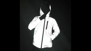 Светоотражающая куртка с подсветкой для мужчин и девочек, уличная одежда в стиле хип хоп, скейтборд, водонепроницаемая, 2020