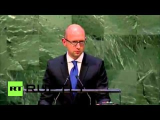 "USA: ""Mr. Putin, you can never beat a united Ukraine"" - Yatsenyuk"