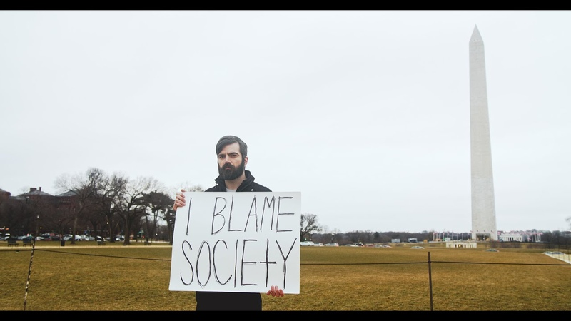 TITUS ANDRONICUS I BLAME SOCIETY OFFICIAL LYRIC VIDEO @