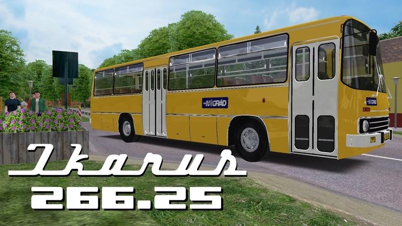OMSI Ikarus 266.25