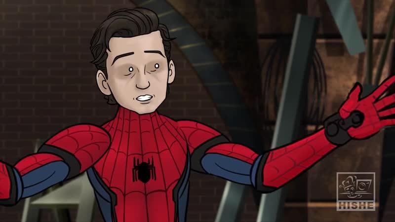 Человек паук вдали от дома как должен был закончиться трейлер