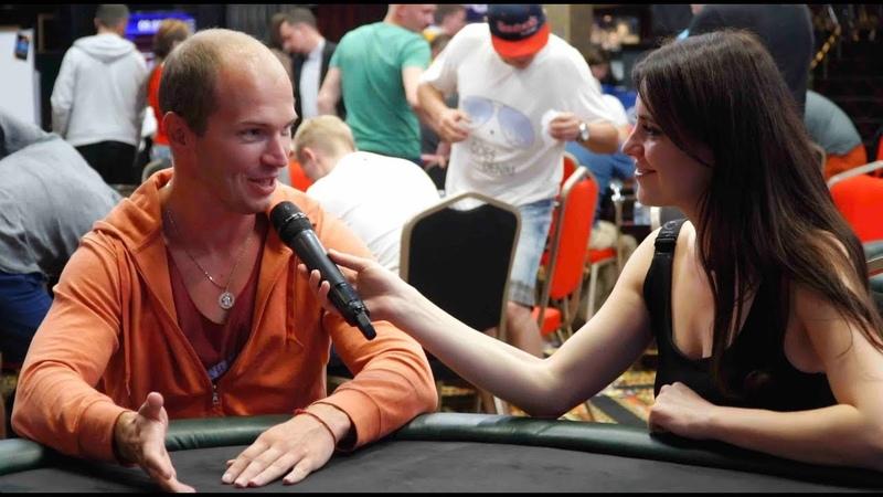 EAPT Алтай Роман Колотюк: после первой победы в покере бросил адвокатуру