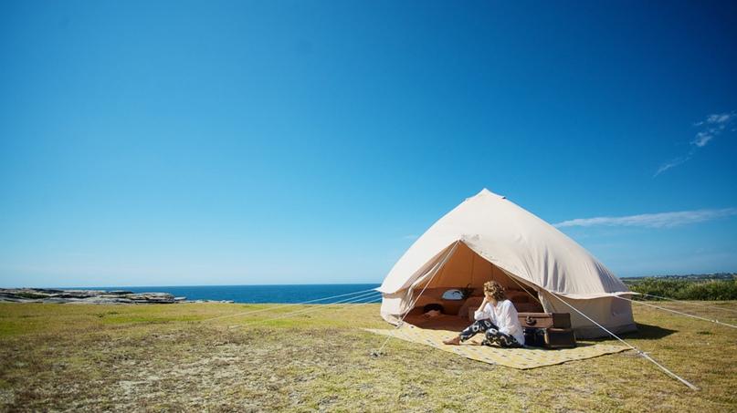 Отдых на Черном море дикарем в палатках: экипировка, что необходимо знать, быт и советы, изображение №2