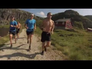 FRA XC Ski Team - Road to Falun 2015