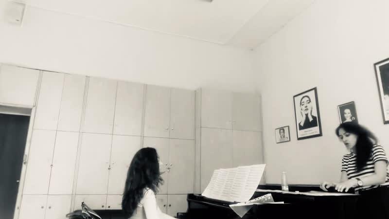 C Debussy Beau soir