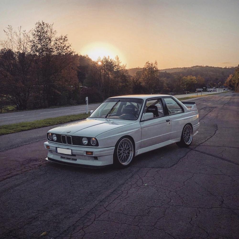 Rind Performance: трекер BMW R100R Flatbanger