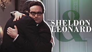 "Sheldon & Leonard   ""You're my brother"""