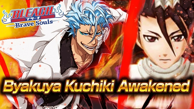 FIRST TIME ATTEMPTING BYAKUYA'S AWAKENED EPIC RAID Bleach Brave Souls