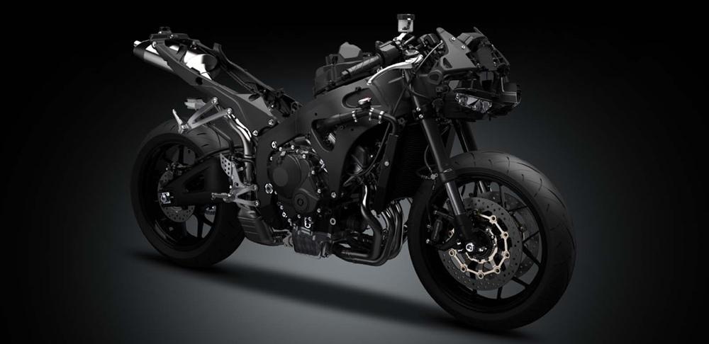 Спортбайк Honda CBR600RR 2021