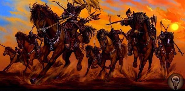 Эпоха тюрок. Печенеги С IX века хозяевами Великой степи становятся тюркоязычные народы, появляются орды печенегов. Начинается многовековая борьба Руси с нашествиями кочевников. Изначально
