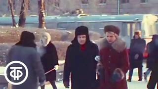 В Москве минус 40. Морозы в столице. Новости. Эфир