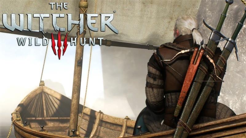 The Witcher 3: Wild Hunt 51 ⇆ ОСТРОВ ТУМАНОВ