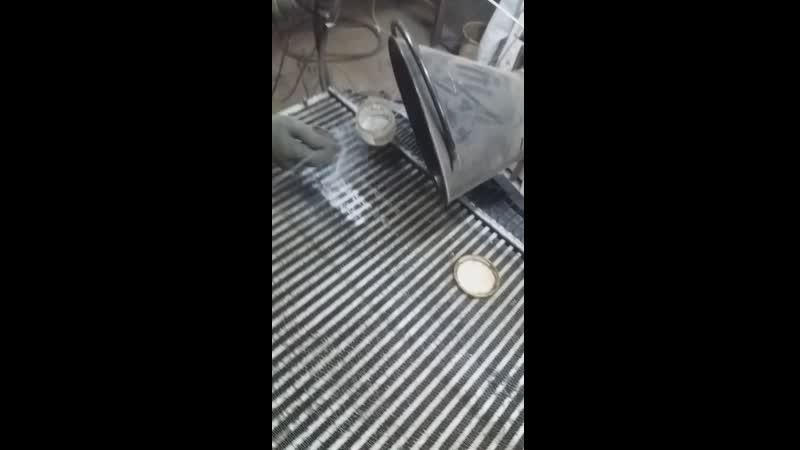 ремонт интеркулера