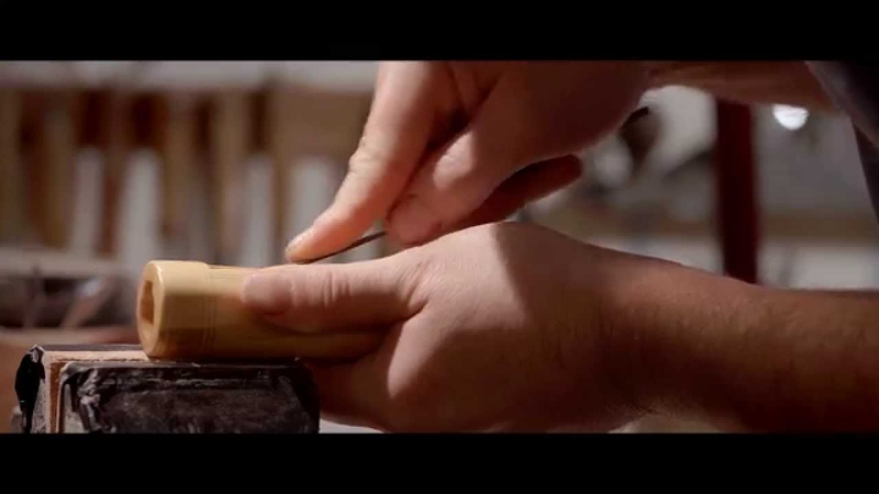 The Birth Of A Flute Part Flute making by Winne clement