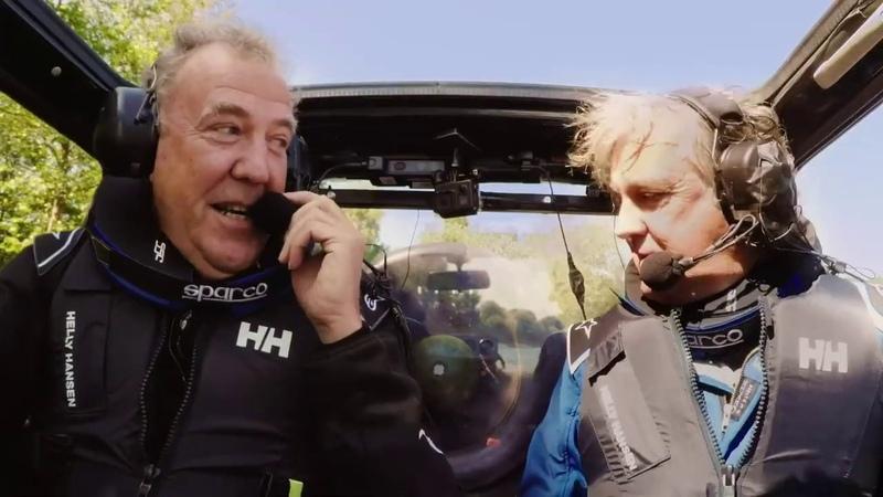 Топ Гир Top Gear Гранд Тур Grand Tour Джереми Ричард Джеймс 17 лет вместе