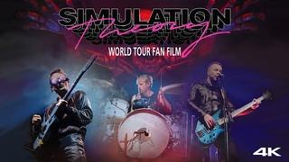 Muse | Simulation Theory World Tour 2019 Full Fan Film | 4K UHD