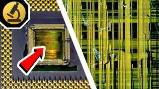 Cpu Under the Microscope [1080p Full HD]