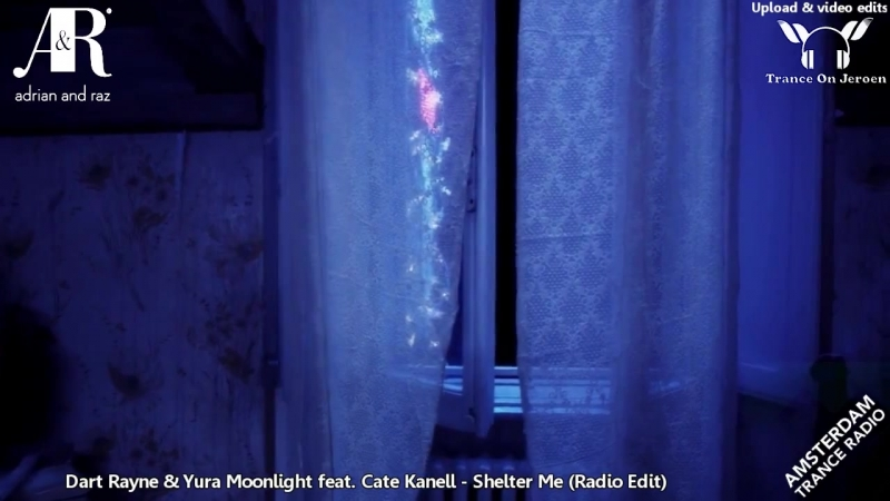 Dart Rayne Yura Moonlight feat Cate Kanell Shelter Me ★★ MUSIC VIDEO To