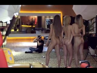 Голая девушка Playboy Maxim Sexy Erotica Nude Эротика Ню Модель Частное видео