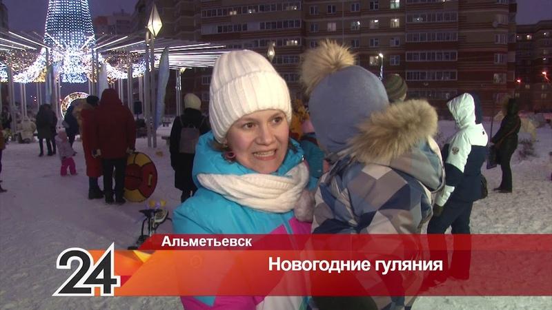 В январе для альметьевцев готовят ярмарочные гуляния в старорусском стиле