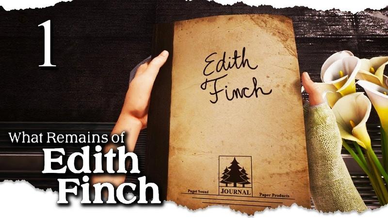 Шедевр подкрался незаметно ● What Remains of Edith Finch 1