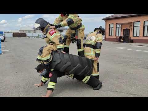 ОТЖИМАНИЯ с 280 кг на спине МЧС за ЗОЖ Аюб Оздиев Чеченская Республика