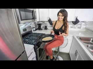 Becky Bandini - Sticking Up For Stepmom - All Sex Big Tits Juicy Ass Milf Deepthroat POV Reality Ball Licking Facial Cum, Porn