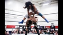 Ashley Vox vs Christian Casanova Limitless Wrestling Intergender, Mixed, WWR, WOH