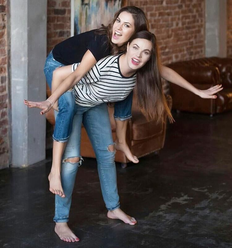 58-летняя Екатерина Андреева и ее дочь