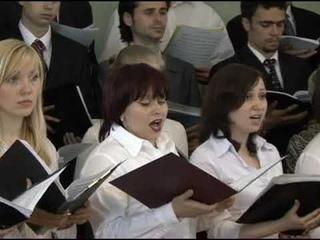 ГОС академический хор 2008 БГАМ 2