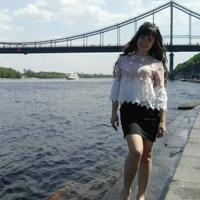 Фотография страницы Дианы Семилит ВКонтакте