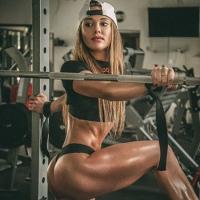 анастасия новикова фитнес тренер