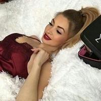 Фотография страницы Марии Бондаревой ВКонтакте