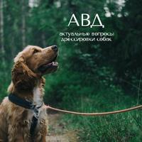 АВД | Актуальные вопросы дрессировки собак